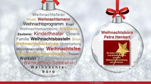 Weihnachtsprogramm für Ihre Weihnachtsfeier