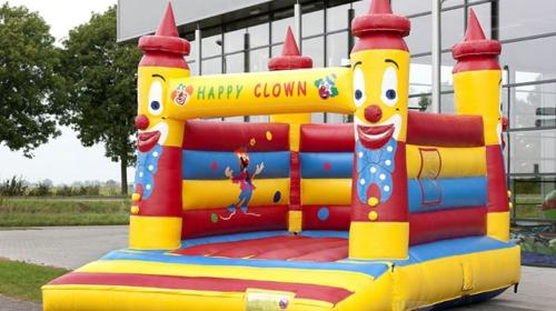 "Hüpfburg ""Happy Clown"" mieten"