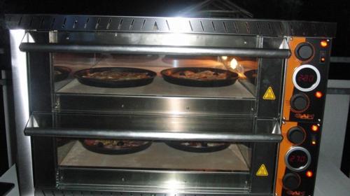 Pizzaofen zu MIETEN