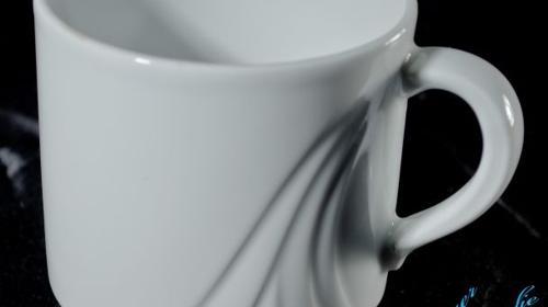 Kaffeehaferl/Glühweintasse rund 200ml