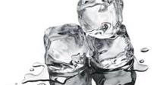 Eiswürfel je kg