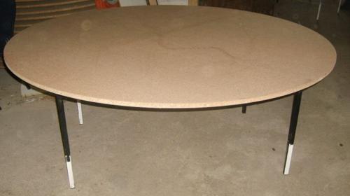 Tisch rund 160cm