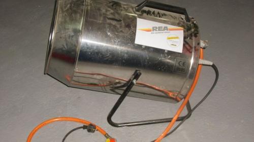 Gaskanone 10kW