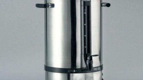 Kaffee Rundfiltermaschine ca. 40 Tassen