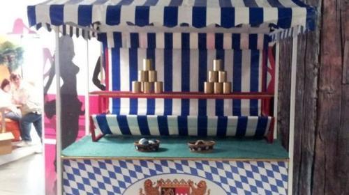 Bayrischer STAND ~ Marktstand ~ Oktoberfest