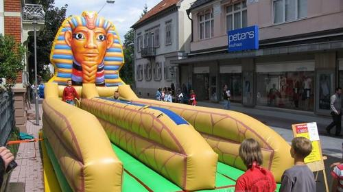 Bungee Run ~ Sphinx
