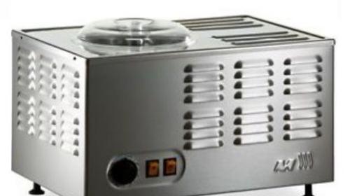 Eismaschine  - Tischgerät