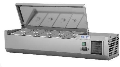 Kühlaufsatz - Belegstation