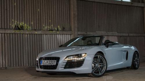 Audi R8 Spyder mieten ab 299€