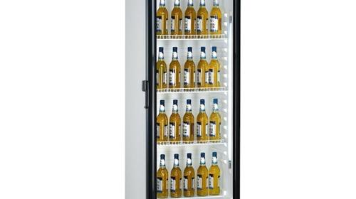 Glastür - Kühlschrank, Flaschenkühlschrank