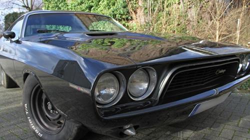 Dodge Challenger 1973 zum Selberfahren!