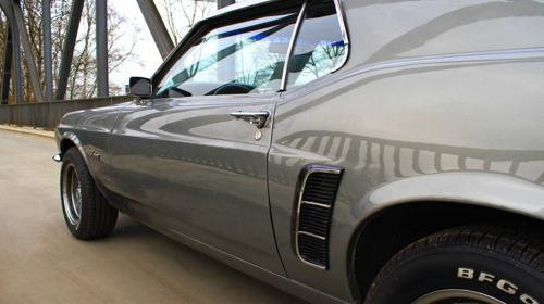 Mustang GT Coupe Baujahr 1969 ***V8-Motor***