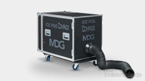 Bodennebelmaschinen und Nebelmaschinen mieten