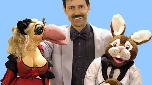 Bundesweit Comedian buchen, Bauchredner buchen, Stimmenimitator oder Kabarettist buchen
