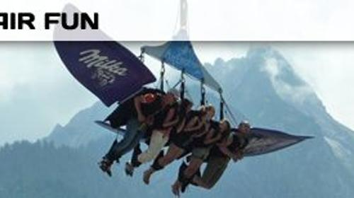 Weltneuheit - Air Fun