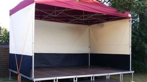 Event-Bühne 6x4m