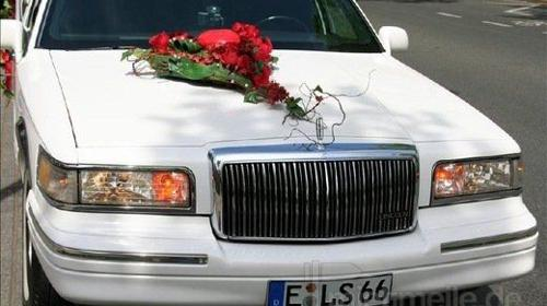 1996er Lincoln Town Car
