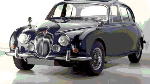 Jaguar  340 Saloon