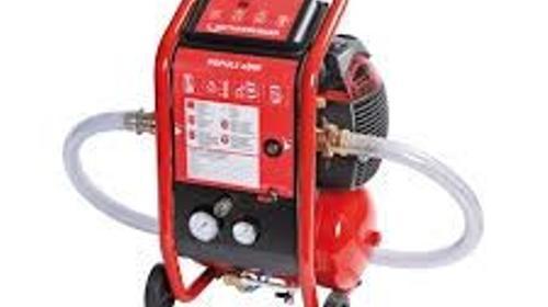 Rohr-Spülkompressor