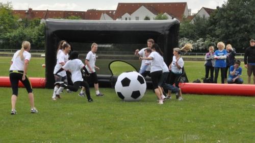 XXL Fußball - Riesenfußball mieten