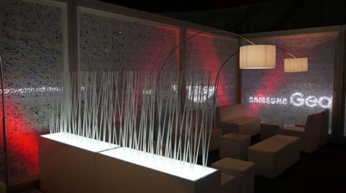 Lounge, Loungemodule in weiß