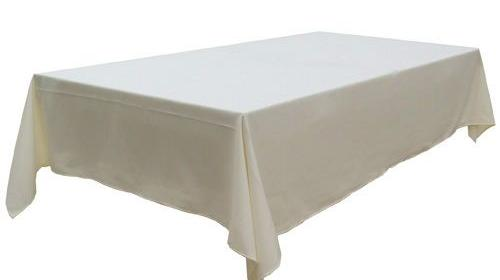 Tischdecke Klapptisch rechteckig