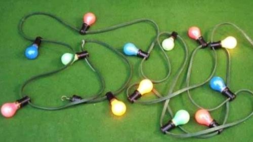 Partybeleuchtung / Lichterkette
