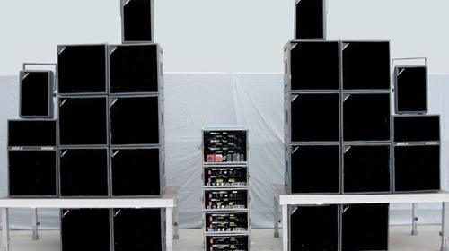 Tonanlage BELL groß 11,4 kW