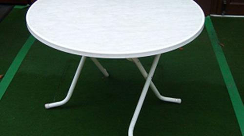 Tisch rund 100 cm