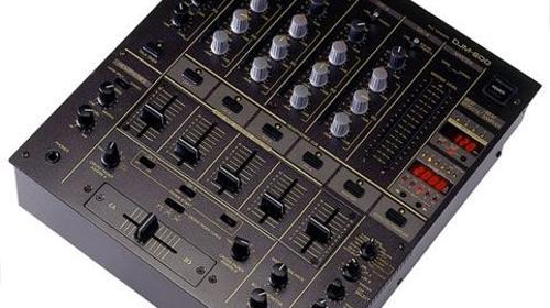 DJ Mixer, PIONEER DJM 600