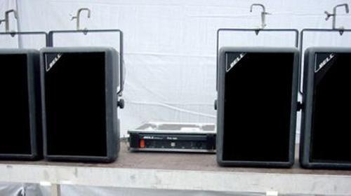 Tonanlage BELL klein 0,8 kW