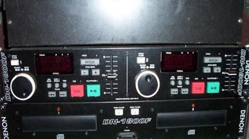 DJ Rack komplett