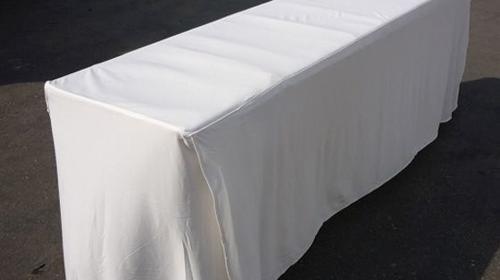 Husse in B-Qualität für Festzelttisch 50 cm