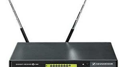 Semiprofessionelle Station - Empfänger UHF EM 100