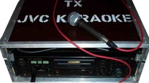 Karaokeplayer JVC