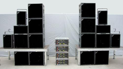 Tonanlage BELL groß 7,8 kW