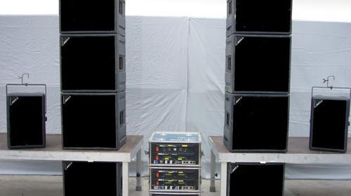 Tonanlage BELL mittel 5 kW