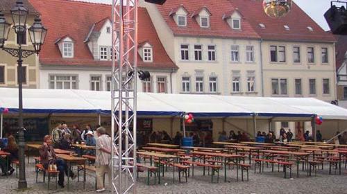 Open Air Gelände bis 500 Gäste für Ihr Event