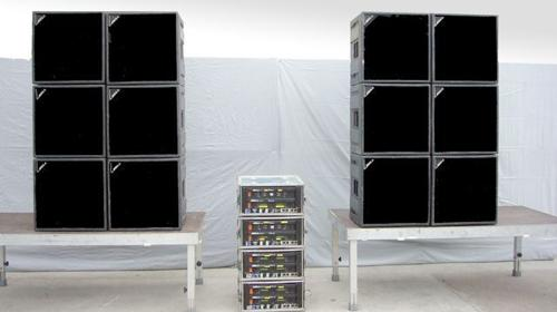 Tonanlage BELL mittel 7,2 kW