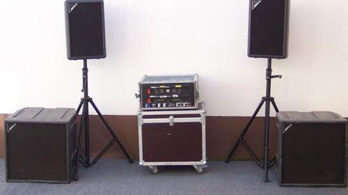 Tonanlage BELL klein 1,4 kW