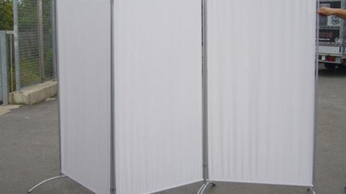 Leichte Spanische Wand, Raumteiler