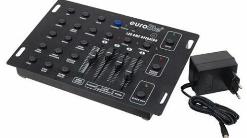 Lichtsteuerung Eurolite DMX LED-Controller