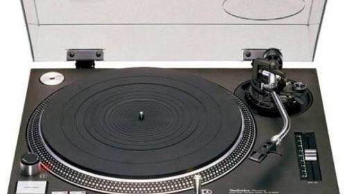 Turntable - Plattenspieler
