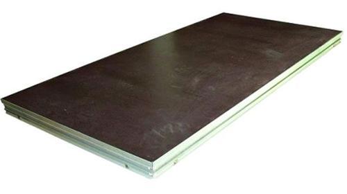 Podestplatte, 2 x 1m wetterfest