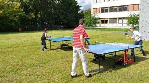 Tischtennisplatte mieten