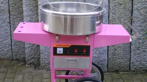 Zuckerwattemaschine