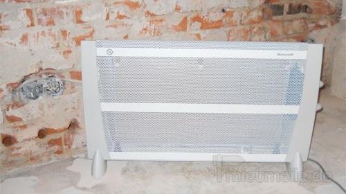 Wärmewellen Heizgerät