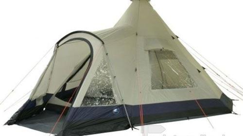 6-10 Tipi Camping Zelt Campingzelt