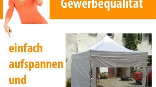 wasserdichter Falt Pavillon 3x3 m