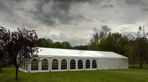 Zeltverleih Festzelt Partyzelt von 3x6m bis 15x30m, mit Catering    Anfrage Lieferung und Aufbau